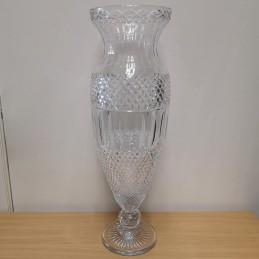 Important vase balustre sur...