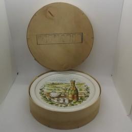 Assiettes à fromage BOCH