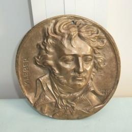 Grand Médaillon en bronze