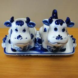 Ensemble vache Delft